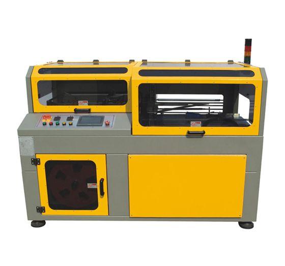 Envolvedora automática de tipo • LA6000CS www.envasados.cl