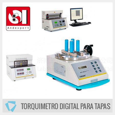 Torquimetro digital para tapas